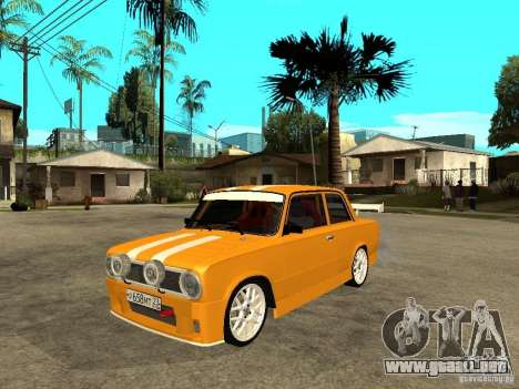 VAZ 2101 Globus para GTA San Andreas