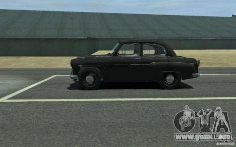 Moskvitch 407 v2.0 para GTA 4 left