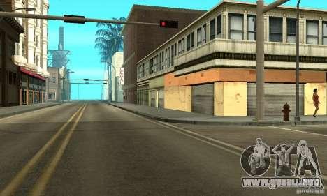 New Island para GTA San Andreas quinta pantalla