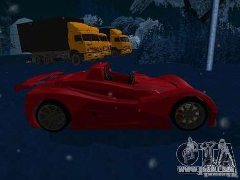 Lada Revolution para GTA San Andreas left