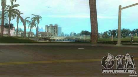 ENB v0075 para GTA Vice City sucesivamente de pantalla