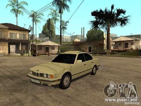 BMW 520i para GTA San Andreas