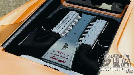 Lamborghini Diablo SV 1997 v4.0 [EPM] para GTA 4 vista lateral