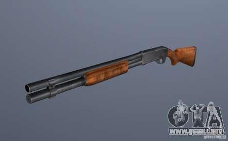 Grims weapon pack3 para GTA San Andreas segunda pantalla