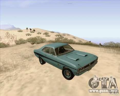 Dodge Demon 1971 para GTA San Andreas