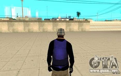 Bronik piel 1 para GTA San Andreas tercera pantalla