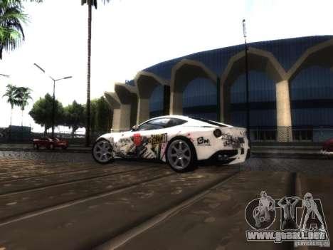 ENB Series Project BRP para GTA San Andreas segunda pantalla