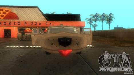 Dumb and Dumber Van para GTA San Andreas