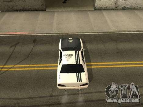 Vinilo para Elegy para GTA San Andreas sucesivamente de pantalla