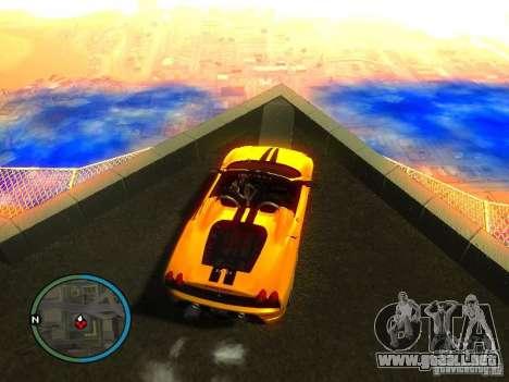 Ferrari F430 Scuderia M16 2008 para el motor de GTA San Andreas