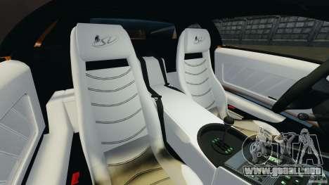 Lamborghini Diablo SV 1997 v4.0 [EPM] para GTA 4 vista interior