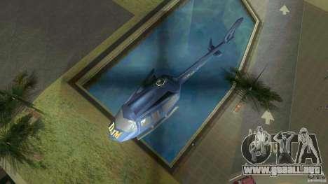 Sky Cat para GTA Vice City visión correcta