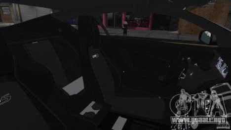 Aston Martin DBS v1.0 para GTA 4 vista superior