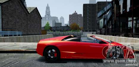 ENB Rage of Reality v 4.0 para GTA 4 octavo de pantalla