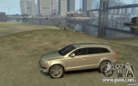 Audi Q7 para GTA 4 left