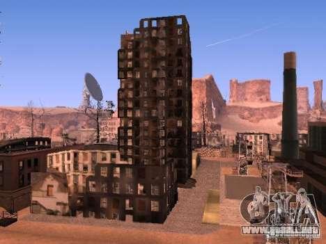 Chernobyl MOD v1 para GTA San Andreas
