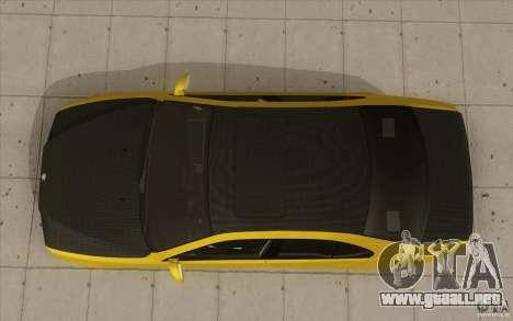 BMW M5 E39 - FnF4 para la visión correcta GTA San Andreas