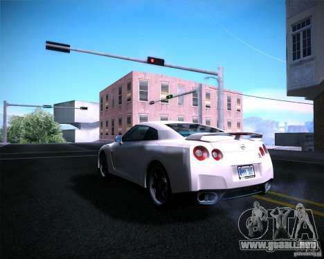 ENBseries by slavheg v2 para GTA San Andreas segunda pantalla
