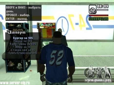 Cleo 24/7 shop para GTA San Andreas