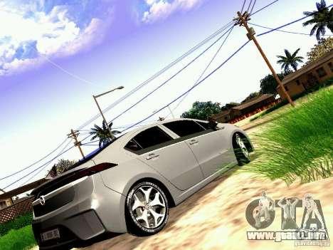 Opel Ampera para GTA San Andreas left
