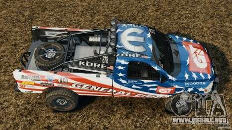 Dodge Power Wagon para GTA 4 visión correcta