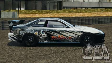 Toyota Soarer Drift para GTA 4 left
