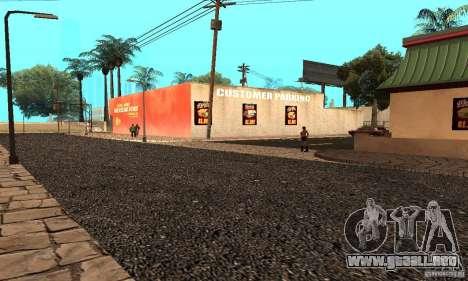 Grove Street para GTA San Andreas tercera pantalla