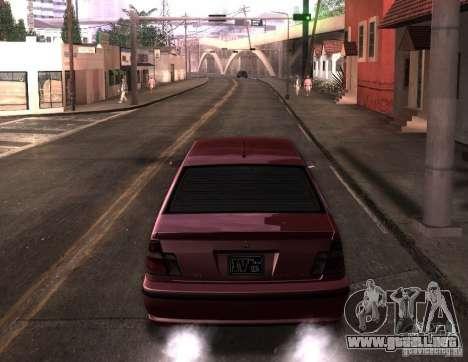 ENBSeries para Pack Ultra Vegetetions para GTA San Andreas décimo de pantalla