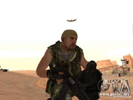 Comando ruso para GTA San Andreas séptima pantalla