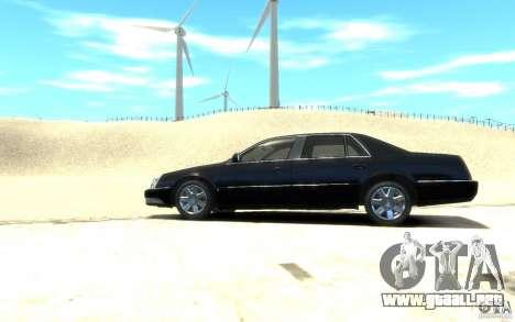 Cadillac DTS v 2.0 para GTA 4 left