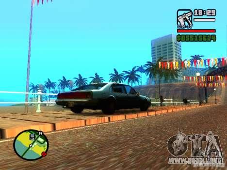 ENBSeries v2 para GTA San Andreas séptima pantalla