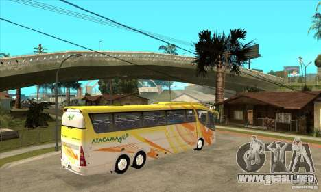 Irizar PB Scania K420 6x2 para la visión correcta GTA San Andreas