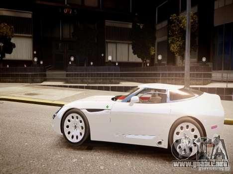 Alfa Romeo TZ3 Stradale Zagato para GTA 4 left