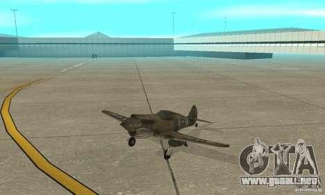 P-35 para GTA San Andreas left