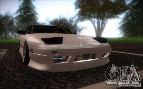 Nissan 240SX DriftMonkey para GTA San Andreas