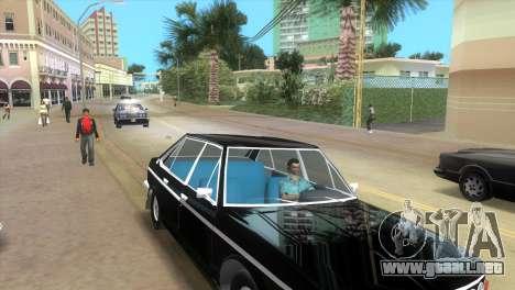 Tatra 613 1973 para GTA Vice City vista lateral izquierdo