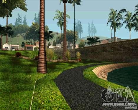 El nuevo parque de Los Santos para GTA San Andreas tercera pantalla