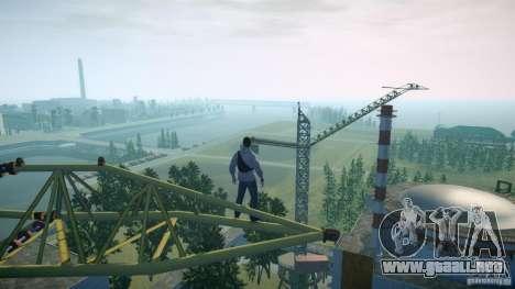 Rusia furia criminal v 1.3.1 para GTA 4