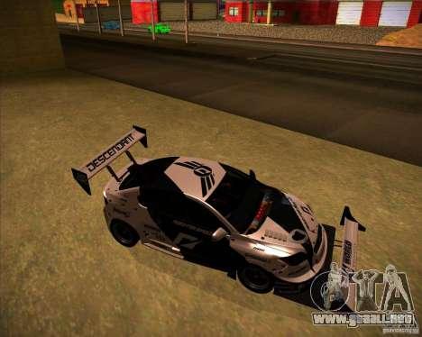 Scion tC para la visión correcta GTA San Andreas