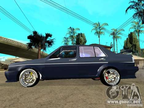 VW Jetta para GTA San Andreas left