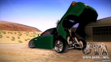 BMW E46 Drift II para la visión correcta GTA San Andreas