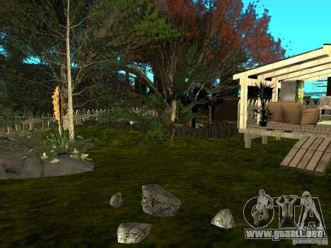 New Grove Street TADO edition para GTA San Andreas undécima de pantalla