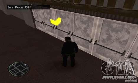 Balas de GTA 4 para GTA San Andreas tercera pantalla