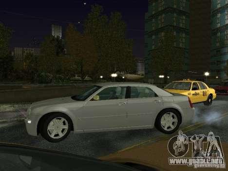 Chrysler 300C HEMI 5.7 2009 para GTA San Andreas left