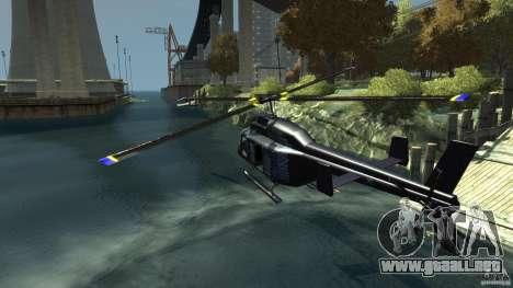 NYC Helitours Texture para GTA 4 vista superior
