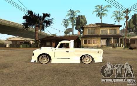 IZH 27151 para GTA San Andreas left