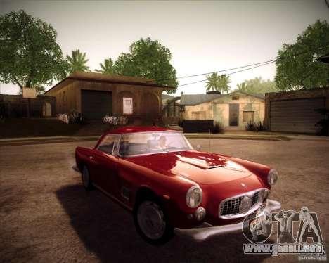 Maserati 3500 GT para la visión correcta GTA San Andreas