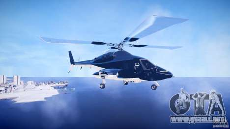 Airwolf v1.0 para GTA 4 left