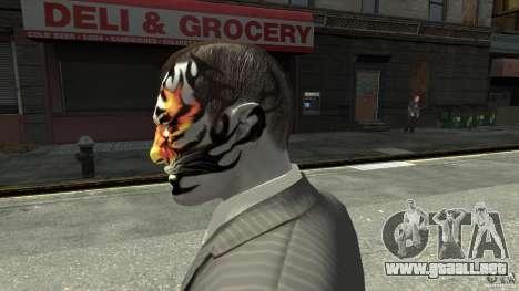 Tatoo Tiger para GTA 4 segundos de pantalla