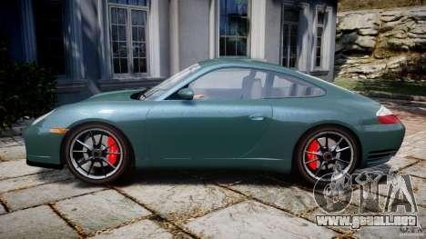 Porsche 911 (996) Carrera 4S para GTA 4 left